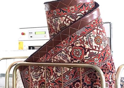 Wäscherei Schick Ebensfeld Teppichreinigung